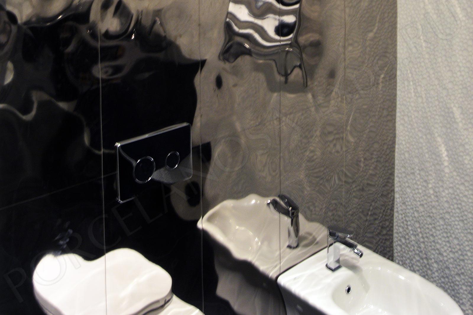 Зеркальная плитка в интерьере цена